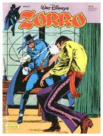 Zorro, by Francisco Cueto