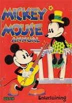 Mickey Mouse Annual 1935