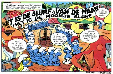 Sex parody on the Smurfs