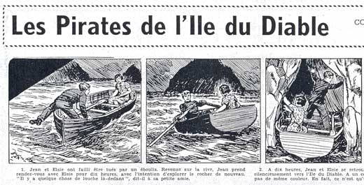 Les Pirates de l'Ile du Diable