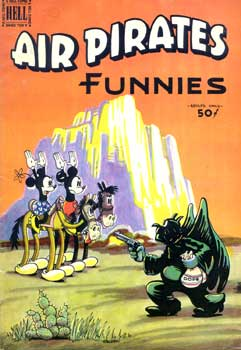 Air Pirates Funnies, 1971