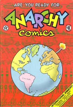 Anarchy Comics, 1978