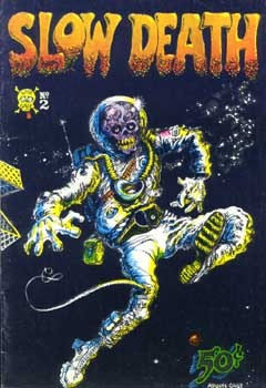 Slow Death, cover by Jaxon, 1970