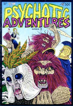Psychotic Adventures, by Charles C. Dallas Jr.