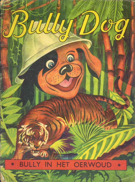De avonturen van Bully Dog, by Berend Dam