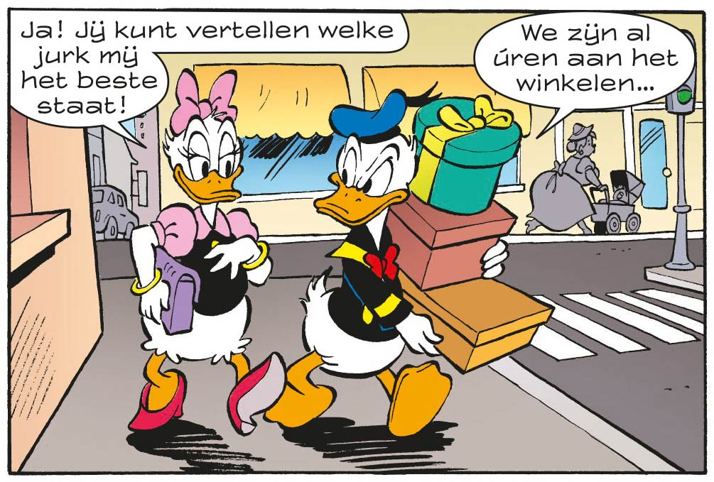 Donald Duck by Robbert Damen
