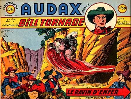 Bill Tornade by Bob Dan
