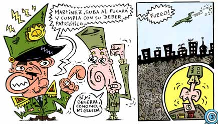 Evita, el comic, by Dani the O
