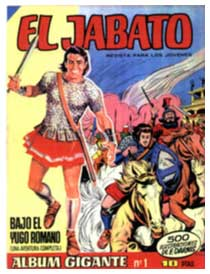 El Jabato, by Francisco Darnis