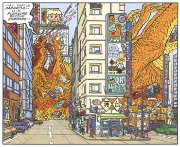 Big City, by Geof Darrow