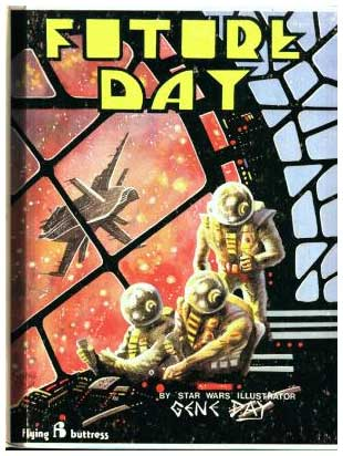 Cover for Future Day, by Gene Day