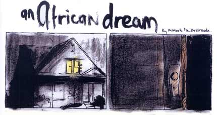An African Dream, by Albert de Andrade