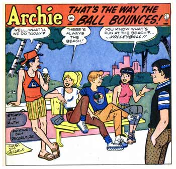 Archie, by Dan and James De Carlo Jr.