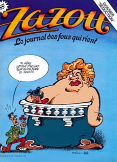 cover for Zazou by Dédé