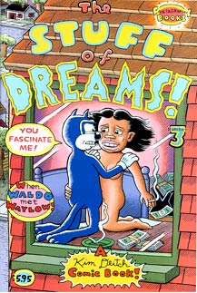 The Stuff of Dreams, by Kim Deitch