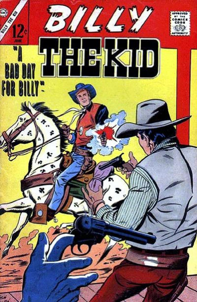Billy the Kid by Jose Delbo