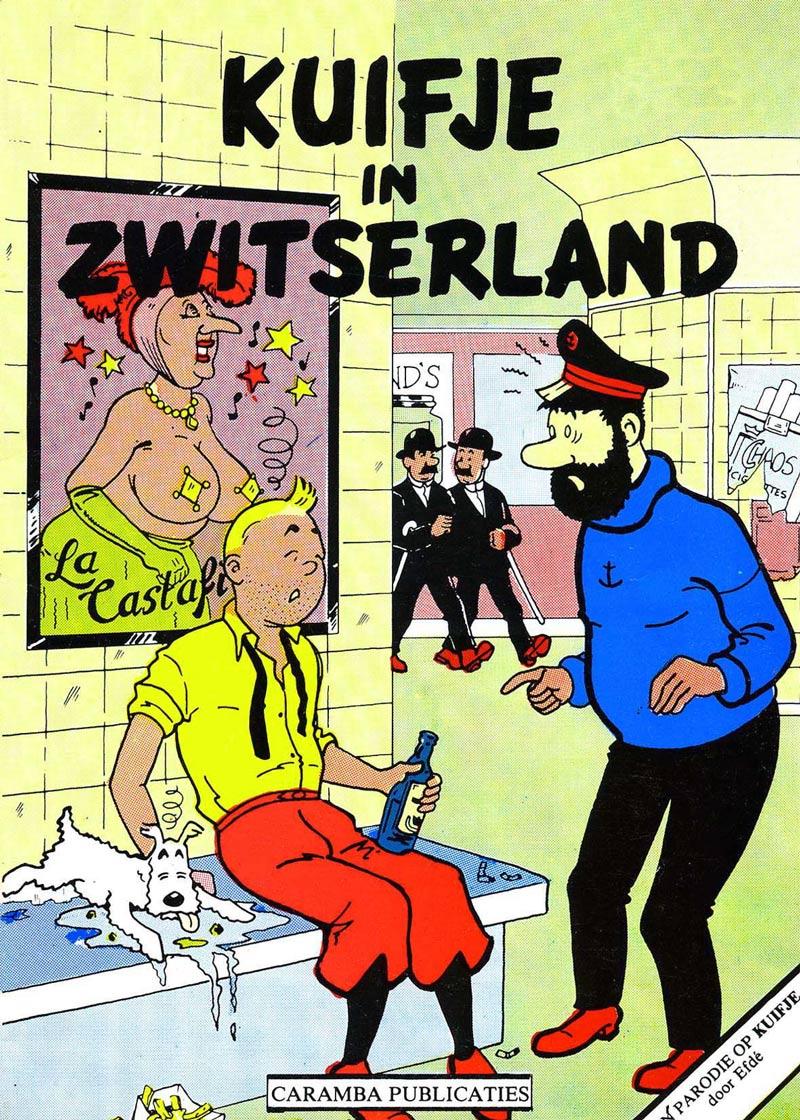Tintin porn pics