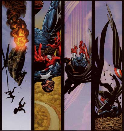 The Ultimates Annual 2, by Mike Deodato