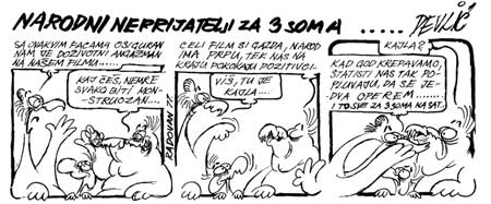comic by Radovan Devlic