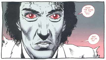 Preacher, Gone to Texas, by Steve Dillon