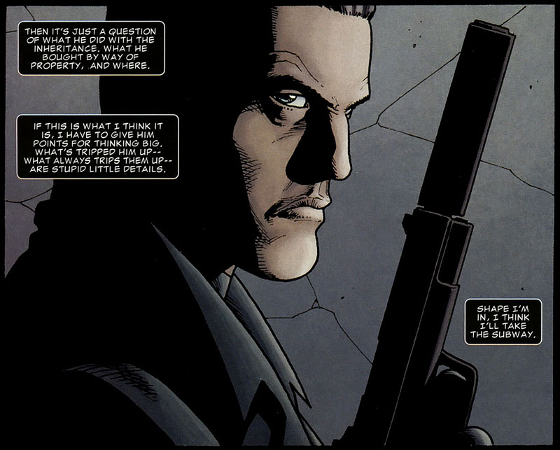 Punisher War Zone by Steve Dillon