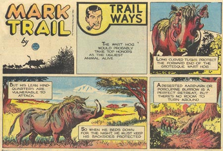 Mark Trail by Ed Dodd