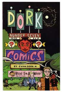 Dork, by Evan Dorkin