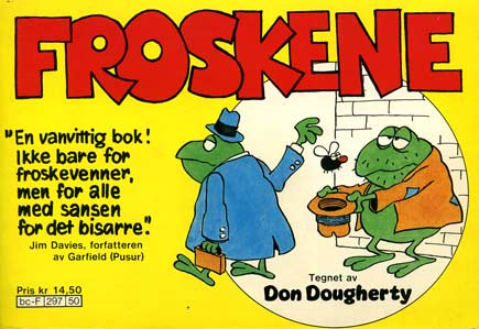 The Croakers, by Don Doughtery (1982)