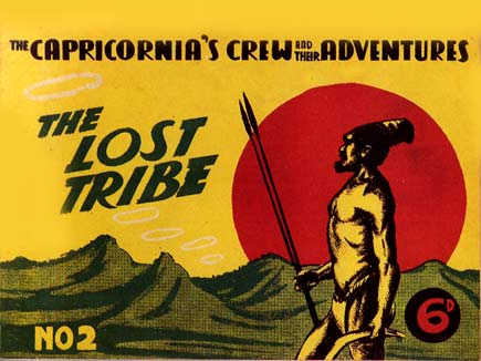 The Lost Tribe, by Ambrose Dyson