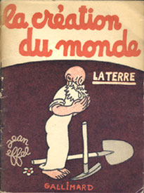 La Cr�ation du Monde, by Jean Effel