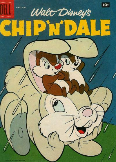 Chip 'n' Dale by Harvey Eisenberg