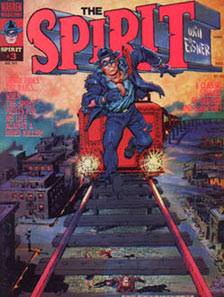 The Spirit, by Will Eisner