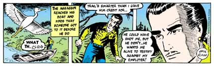 Mark Trail, by Jack Elrod