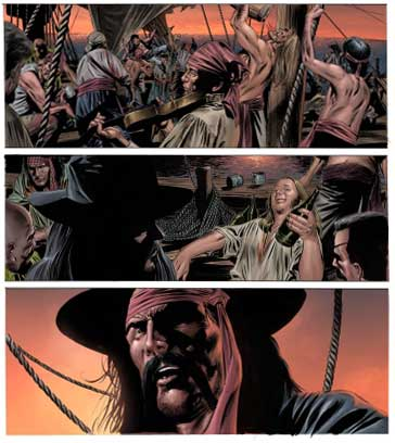 El Cazador, by Steve Epting