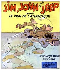 Jim, John et la Jeep, by Érik