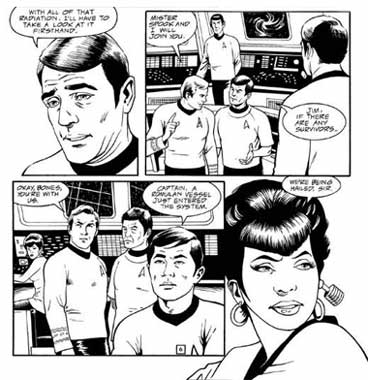 Star Trek, by Steve Erwin