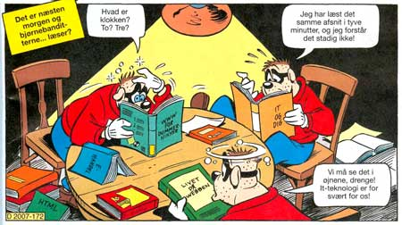 The Beagle Boys, by Esteban