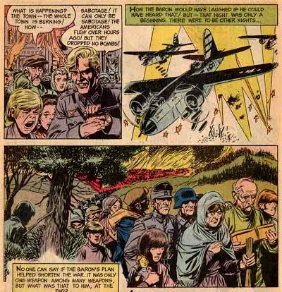 Weird War Tales, by George Evans