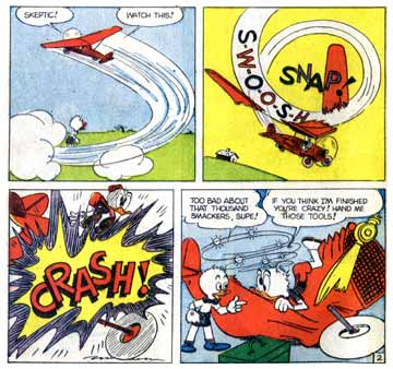 Super Duck, by Al Fagaly (1947)