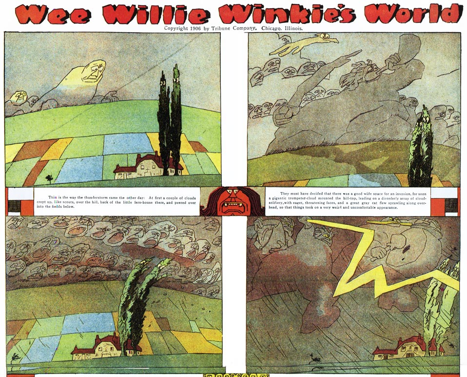 Wee Willie Winkie's World
