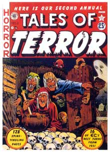 cover by Al Feldstein