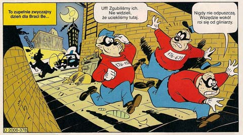 Beagle Boys by Andrea Ferraris