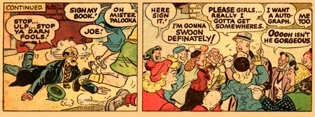 Palooka Joe, by Ham Fisher (1946)