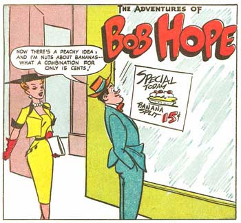 The Adventures of Bob Hope, by Owen Fitzgerald