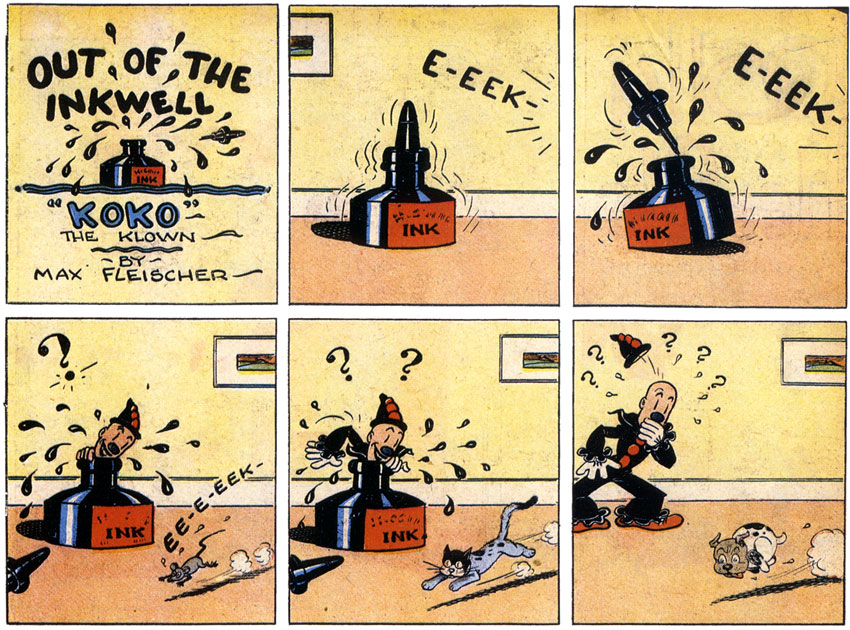 Koko the Klown, by Max Fleischer