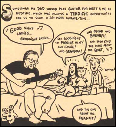 I was seven in '75, by Ellen Forney