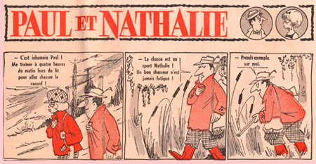 Paul et Nathalie by Fortuné