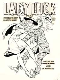 Lady Luck, by Gill Fox