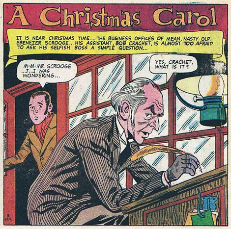 A Christmas Carol by Bill Fraccio