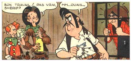 Spirou, by Franquin